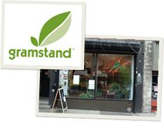 Gramstand logo